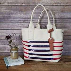 Marc by Marc Jacobs Note. Red, white and Blue! NWT